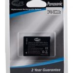 Panasonic DMW-BCG10E Equivalent Digital Camera Battery by Inov8