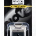 Sony NP-FH90 Camcorder / Equivalent Digital Camera Battery by Inov8