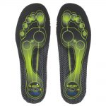 Hi-Tec Insole Stability Plus Footbed Black