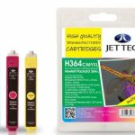 HP364XL Multipack Remanufactured Ink Cartridge by JetTec – H364CMYXL