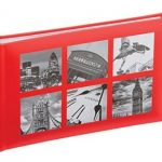 Kenro London Montage Design Mini Album 6×4″ / 10x15cm Photo Album