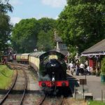 Steam Trains Lunch Somerset