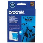 Genuine Cyan Brother LC1000 Ink Cartridge – LC1000C