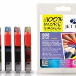 Brother LC980 B/C/M/Y Multipack Compatible Ink Cartridge by JetTec – B98