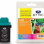 Lexmark 17G0060 Colour Remanufactured Ink Cartridge by JetTec – L60