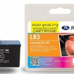 Lexmark 18L0042 Colour Remanufactured Ink Cartridge by JetTec – L83