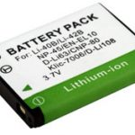 Olympus Li-42B Equivalent Digital Camera Battery by PicStop