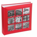 Kenro London Montage Design Memo Album 200 6×4″/10x15cm  Photo Album