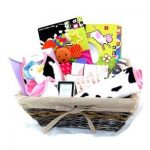 Deluxe New Baby Girl Hamper