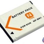 Sony NP-BN1 Equivalent Digital Camera Battery by PicStop