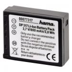 Panasonic CGA-S007E Equivalent Digital Camera Battery by Hama