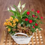Fall Flower Basket