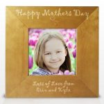 Personalised Mothers Day Wooden Frame