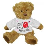 Personalised Love Monster Teddy