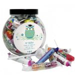 Personalised Mr Teacher Sweet Jar