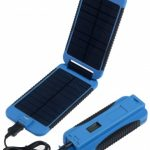 PowerTraveller Powermonkey eXtreme Portable Charger – Blue