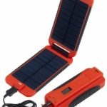 PowerTraveller Powermonkey eXtreme Portable Charger – Red