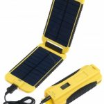PowerTraveller Powermonkey eXtreme Portable Charger – Yellow