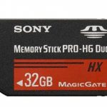 Sony Memory Stick PRO-HG Duo HX – 32GB