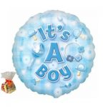 It's A Boy Sweet Balloon