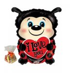 Love Bug Sweet Balloon