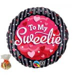To My Sweetie Sweet Balloon