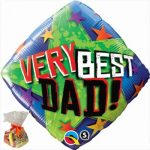 Very Best Dad Sweet Balloon