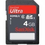 SanDisk Ultra Secure Digital Card (SDHC) CLASS 6 – 4GB