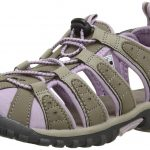 Hi-Tec Shore Womens Sandals Taupe/Lilac