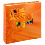 Hama Singo Memo Photo Album – 10x15cm/200 Photos – Orange
