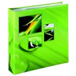 Hama Singo Memo Photo Album – 10x15cm/200 Photos- Green