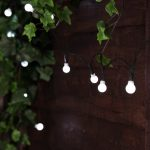 5m Battery Berry Fairy Lights with Timer, 50 White LEDs
