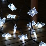 Solar Multi Function Butterfly Fairy Lights