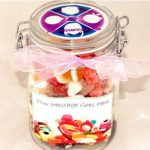 Personalised Sweet Jar Medium