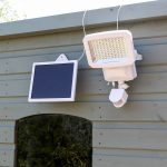 Super Solar White Security Light