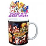 Street Fighter Cuppa Sweets