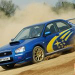 Junior Rally Driving in Leicestershire