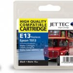Epson T013 Black Compatible Ink Cartridge by JetTec – E13