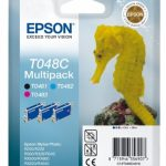 Genuine Epson Multipack T048C Ink Cartridge – C13T048C4010