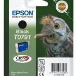 Genuine Black Epson T0791 Ink Cartridge – C13T07914010