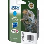 Genuine Cyan Epson T0792 Ink Cartridge – C13T07924010
