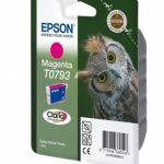 Genuine Magenta Epson T0793 Ink Cartridge – C13T07934010