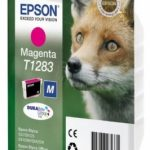 Genuine Magenta Epson T1283 Ink Cartridge – C13T12834010