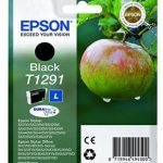 Genuine Black Epson T1291 Ink Cartridge – C13T12914010