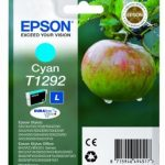 Genuine Cyan Epson T1292 Ink Cartridge – C13T12924010