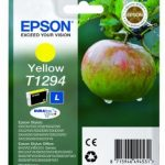 Genuine Yellow Epson T1294 Ink Cartridge – C13T12944010
