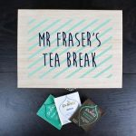 Personalised Teacher's Tea Break Box