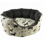 Large Top Dog Bed