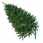90cm Wall Decoration PVC Tree with bracket