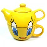 Tweety Pie Teapot and Cup Set